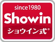 since1980 Showin ショウイン式